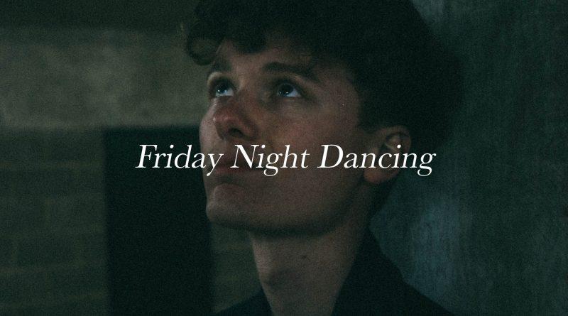 Jake Roberts Friday Night Dancing artwork