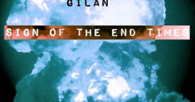 Gilan Sign of the End Times cover