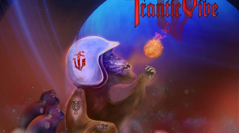 Frantic Vibe Album Cover