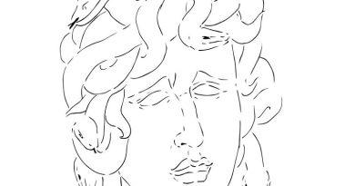 Beorma woman artwork