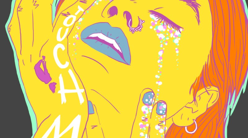Erawan Touch Me single cover