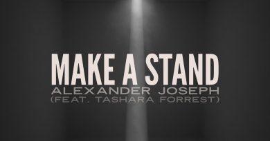 Alexander Joseph Make a Stand single cover