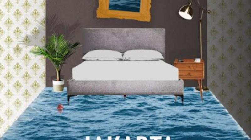 Daniel Blake Jakarta album cover