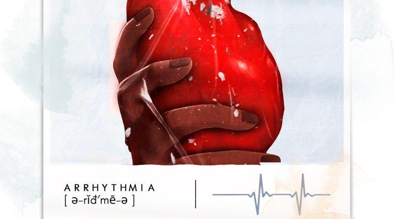 Dara Blaxx Arrhythmia album cover