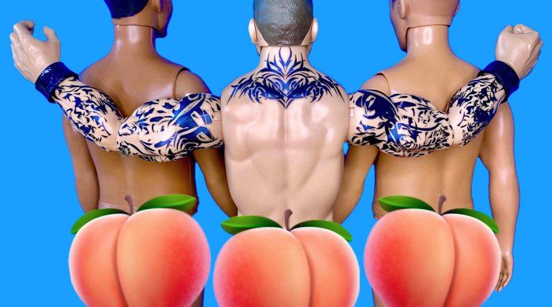 Doryan Peach single cover