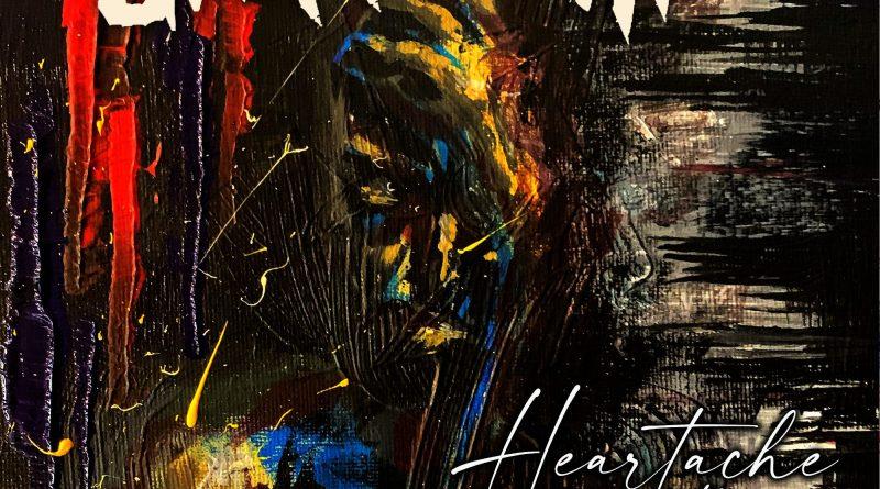 Garrow Hill Heartache for the Heartless Single cover