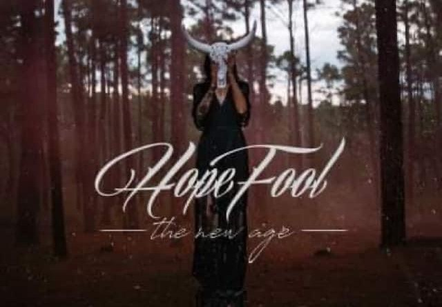 Hopefool The New Age single cover