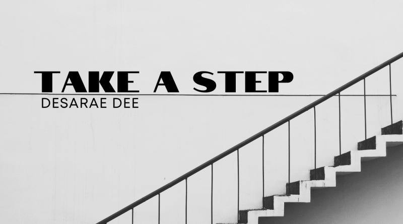 Desarae Dee Take a Step single cover