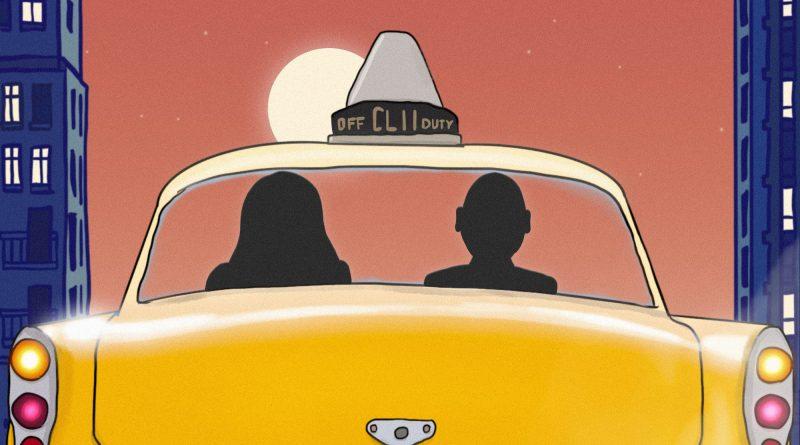 Pariz ft Everra Taxi single cover
