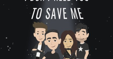 Stay For Tomorrow I Don't Need You to Save Me single cover