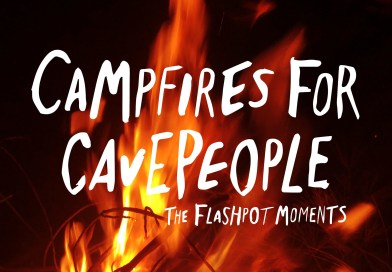 The Flashpot Moments Campfires for Cavepeople album cover