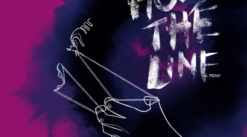 Third Lung Hold the Line single cover