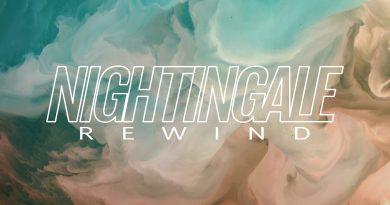 Nightingale Rewind single cover