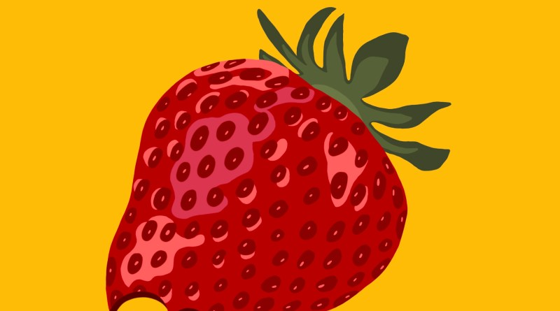 Strawberry Swing Taste the Berry EP cover