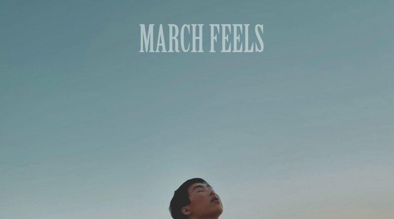David J March Feels single cover