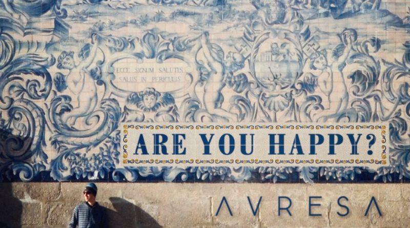 Avresa Are You Happy? single cover