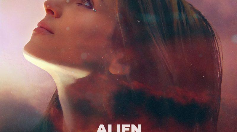 Fire Jane Alien single cover