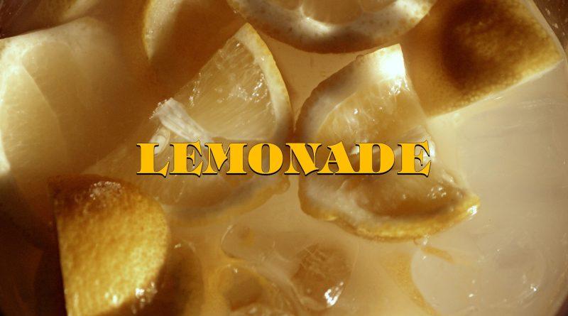 Josh Collins Lemonade single cover