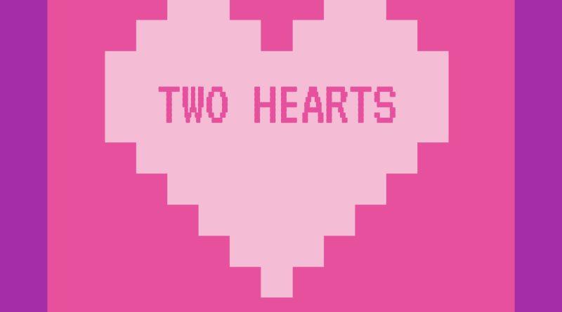 Paul Farrin Two Hearts single cover