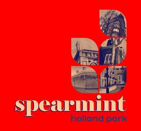 Spearmint - Holland Park sleeve front-2