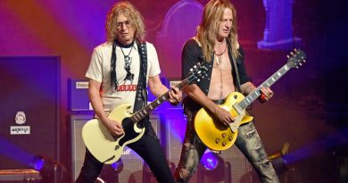The Dead Daisies @ Landis Theater, New Jersey (18.09.21)