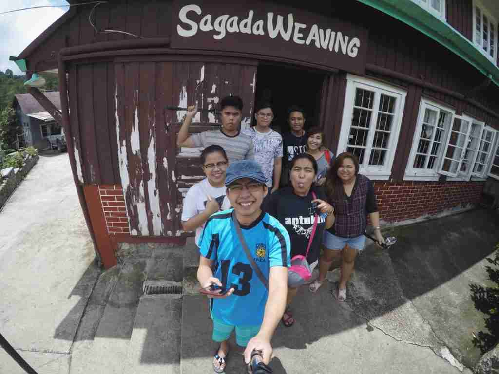 squad goals sagada weaving