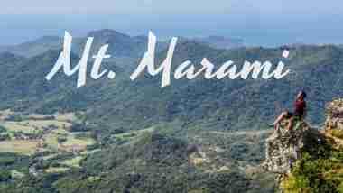 silyang bato mount marami hike guide