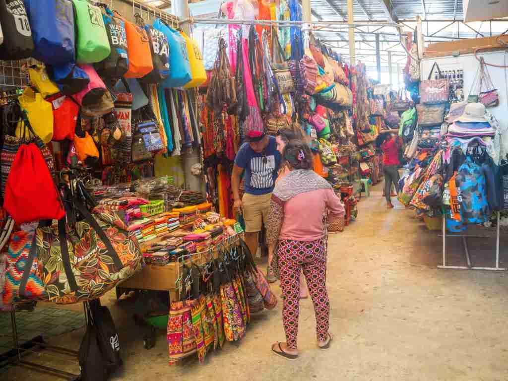 lrc mall in puerto princesa for souvenir items