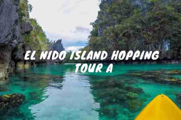 el nido island hopping tour A small lagoon, big lagoon, secret lagoon