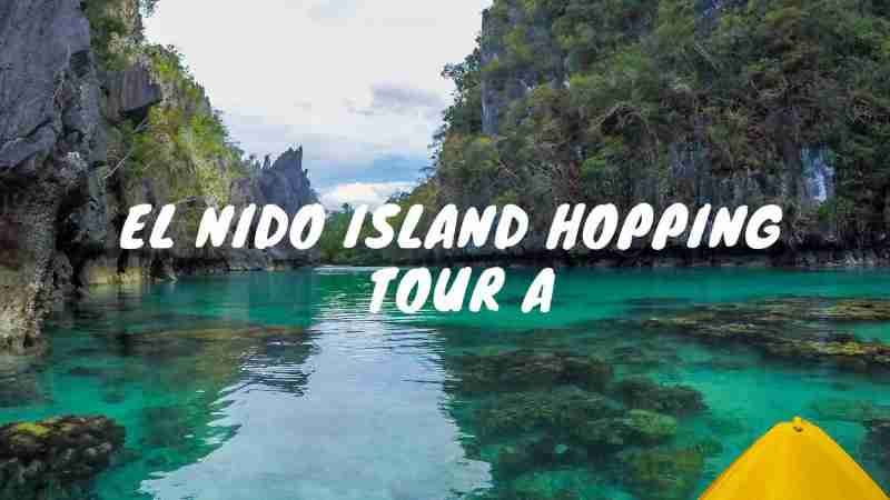 el nido island hopping tour A small lagoon, big lagoon, secret lagoon