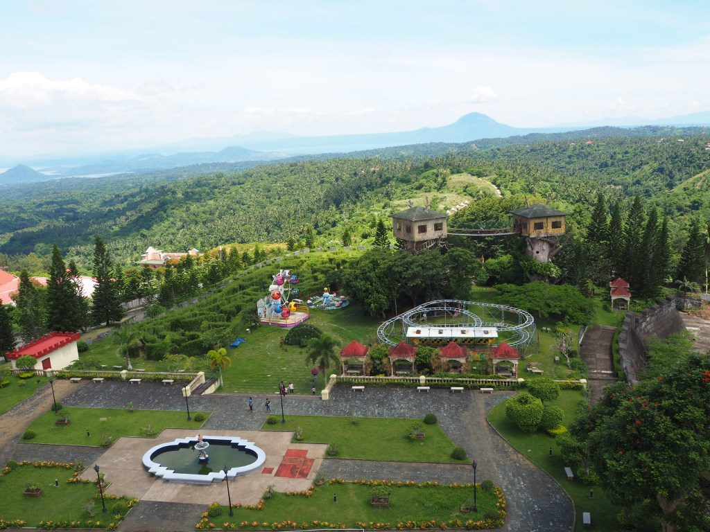 fantasy world batangas aerial view