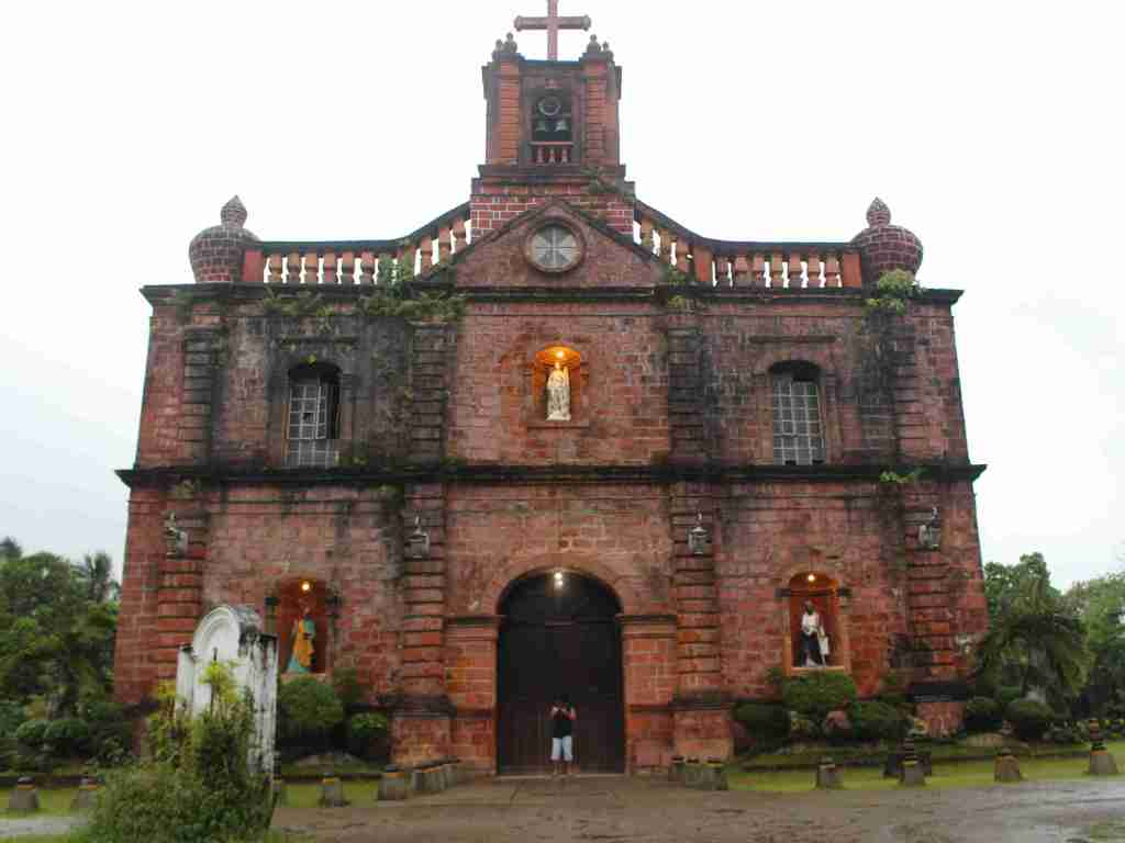 Caramoan Church known as St. Michael the Archangel,