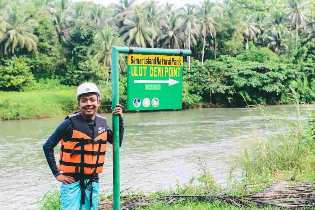 Samar Island Natural Park, Ulot River Deni Point