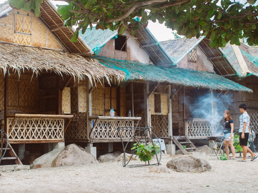 Where to stay in Sambawan island