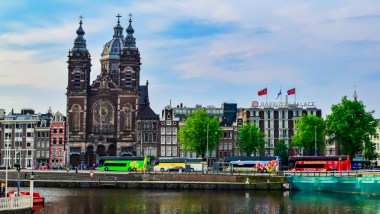 Amsterdam in a day how to spend layovers in Netherlands