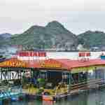 north vietnam travel itinerary cat ba island