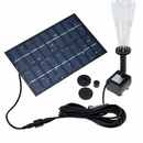 Cosscci Solar Pond Pump and Fountain Pumps