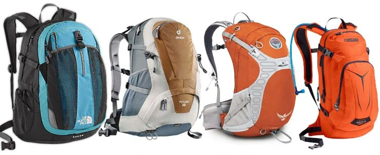 Packable Travel Hiking Daypacks