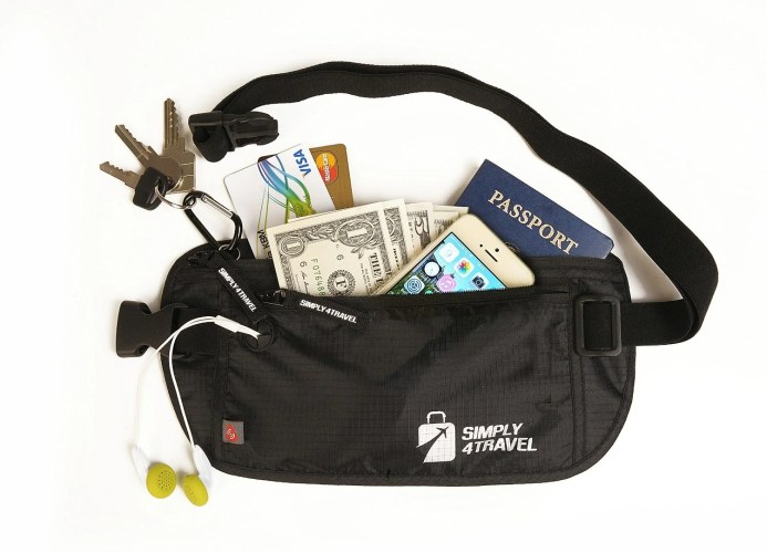 Simply4Travel Travel Money Bag