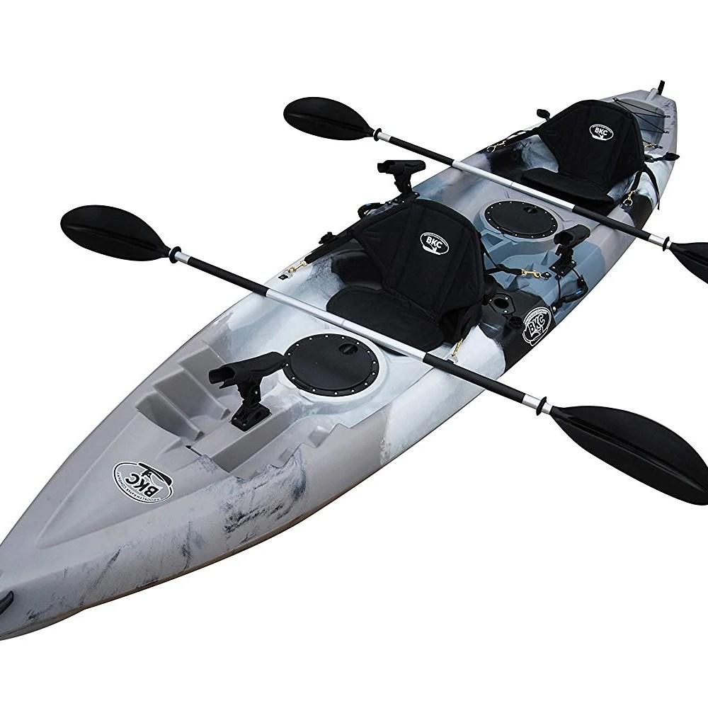 Brooklyn Kayak Company BKC UH-TK181 Tandem Fishing Kayak
