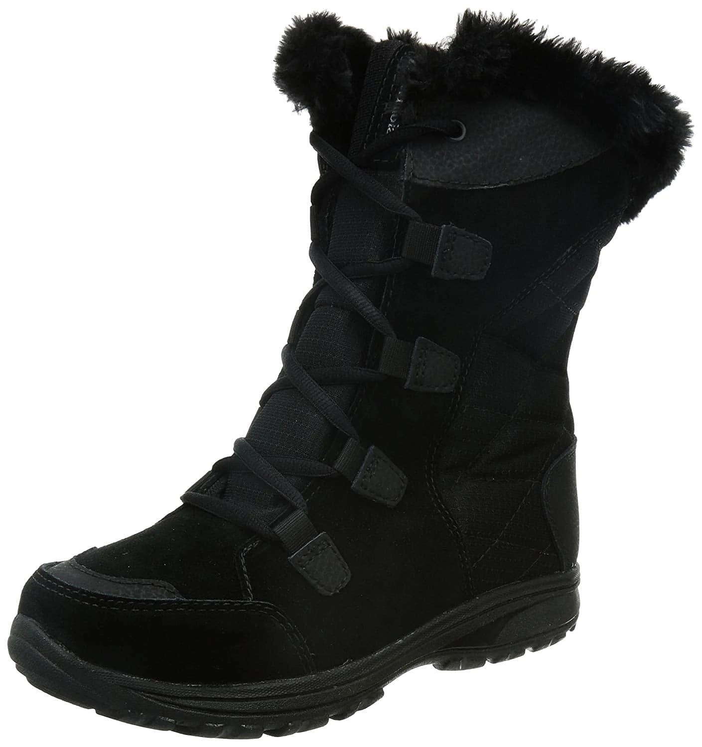 Columbia Women's ICE Maiden II Snow Boot Side