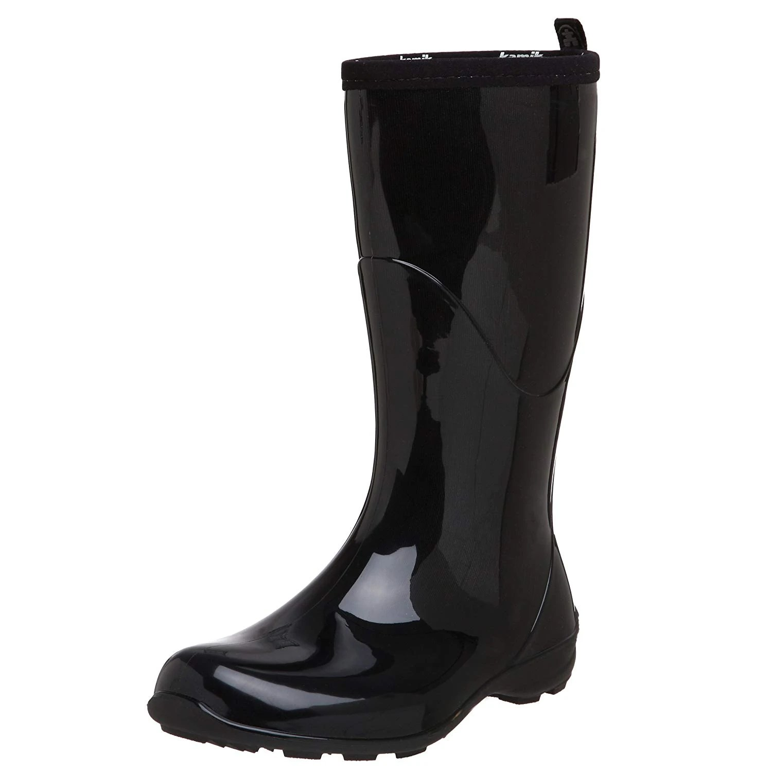 Kamik Women's Heidi Rain Boot Side