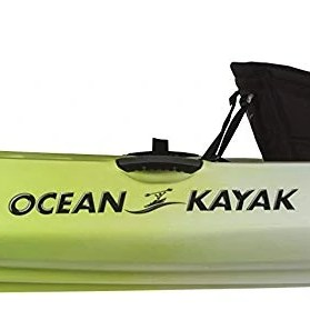 Ocean Kayak 12-Feet Malibu Two Tandem Recreational Kayak From The Side