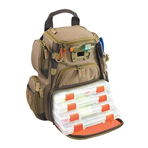 Wild River by CLC WT3503 Tackle Backpack Front