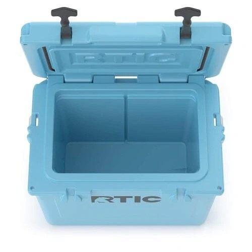 RTIC 20 Cooler Capacity