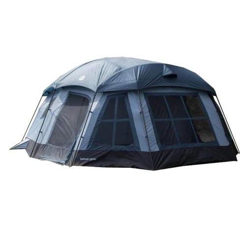 Tahoe Gear Ozark 16 Person 3 Room Large Tent