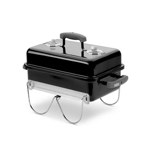 Weber 121020 Go-Anywhere Camping Charcoal Grill