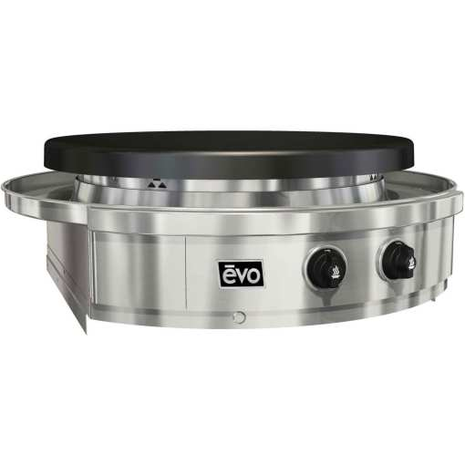 Evo Affinity 30G Drop-In Flat-Top Gas Grill