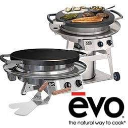 evo brand at the outdoor store