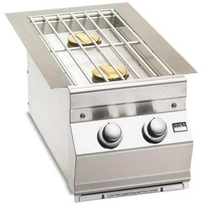 Fire Magic Natural Gas Double Side Burner